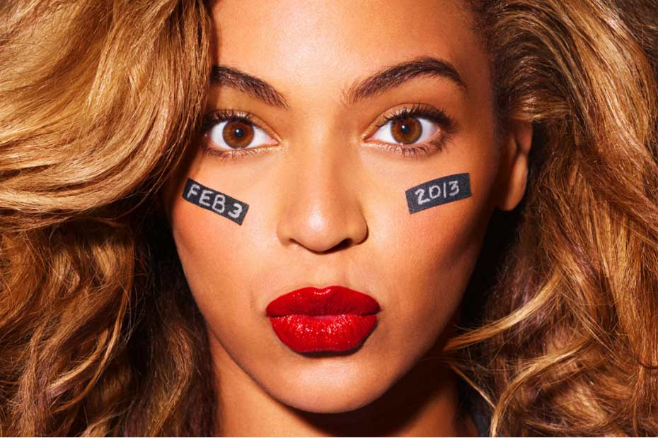 Beyonce Prochaine Star Du Superbowl