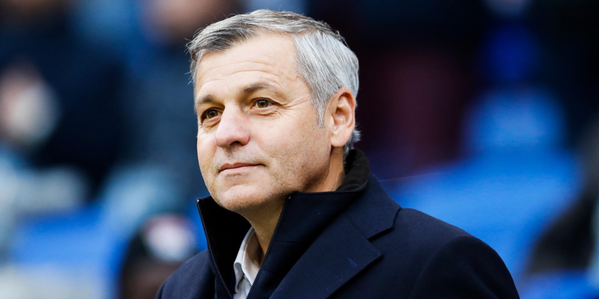 Bruno Genesio officiellement nommé nouvel entraîneur du Stade rennais