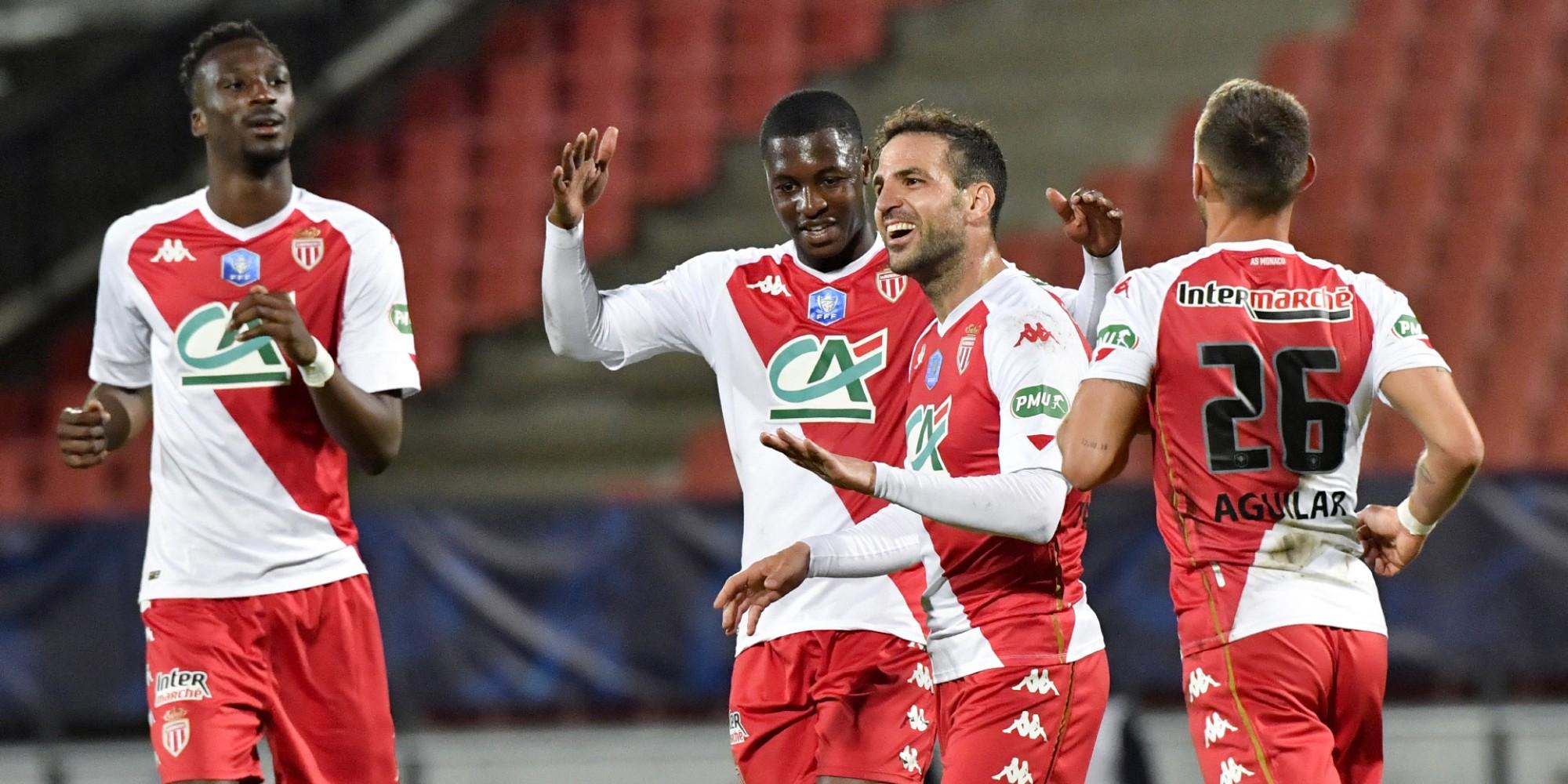 Coupe de France : Monaco surclasse Rumilly-Vallières 5-1 et rejoint le PSG en finale