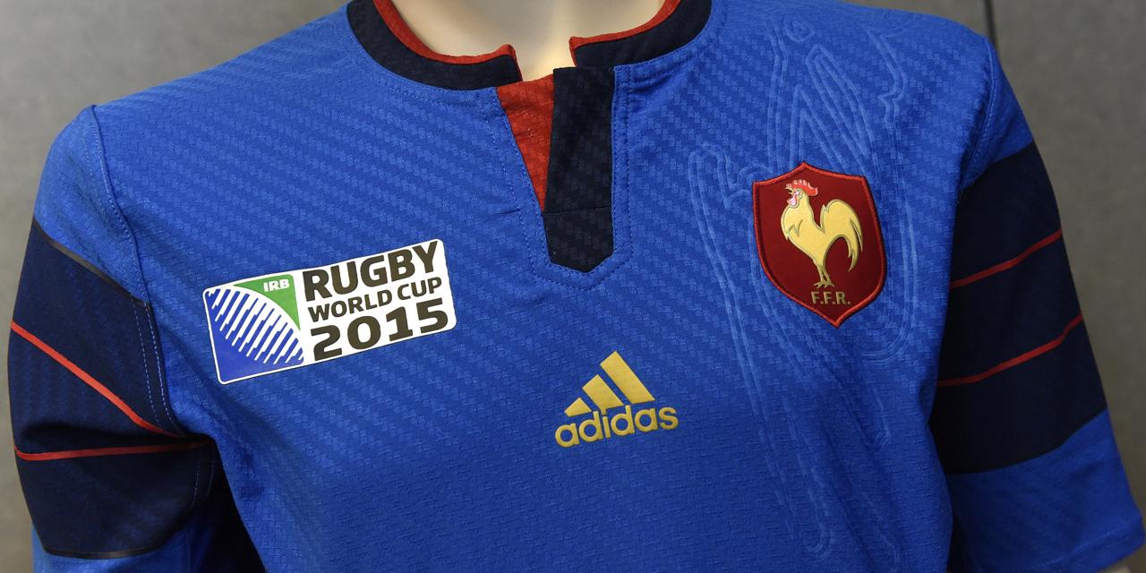 af1c3b19f16f Coupe du monde de rugby   découvrez le nouveau maillot du XV de France