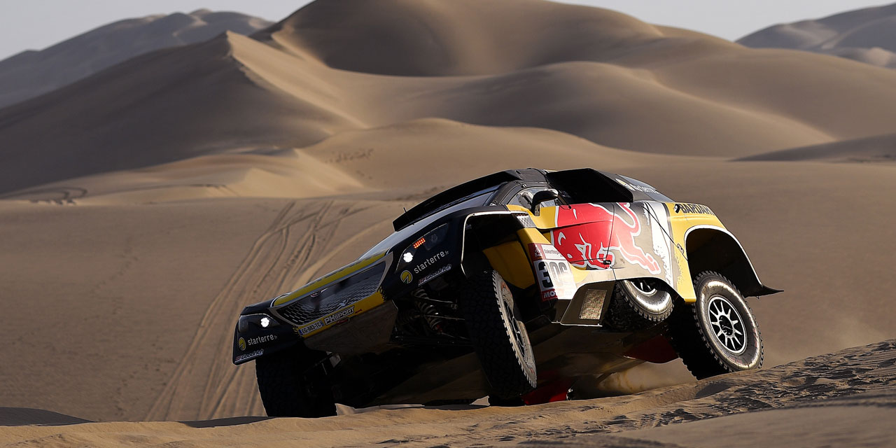 dakar 2019 s bastien loeb remporte la 2e tape. Black Bedroom Furniture Sets. Home Design Ideas