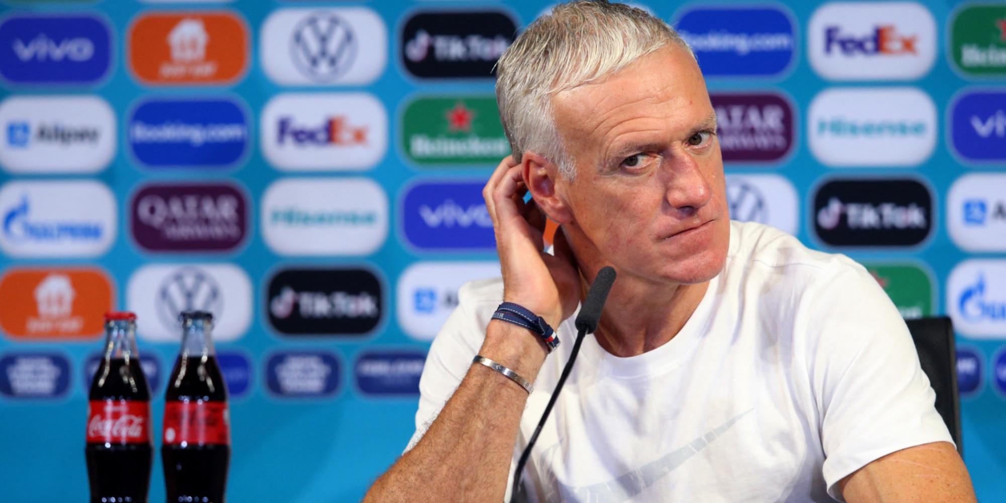 """Deschamps fera-t-il tourner contre la Hongrie à l'Euro ? """"Un résultat à aller chercher, après on pourra calculer"""""""