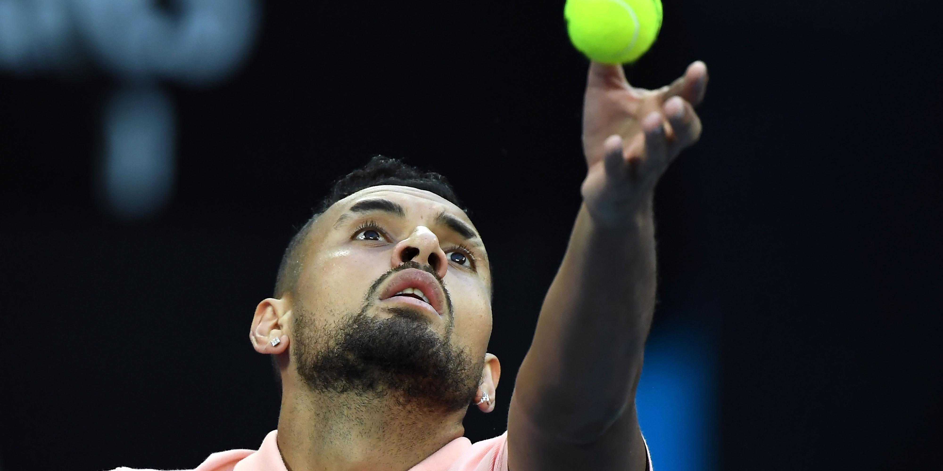 """ÉDITO - Open d'Australie : pour Nick Kyrgios, il est temps de """"casser la baraque"""" après les raquettes"""
