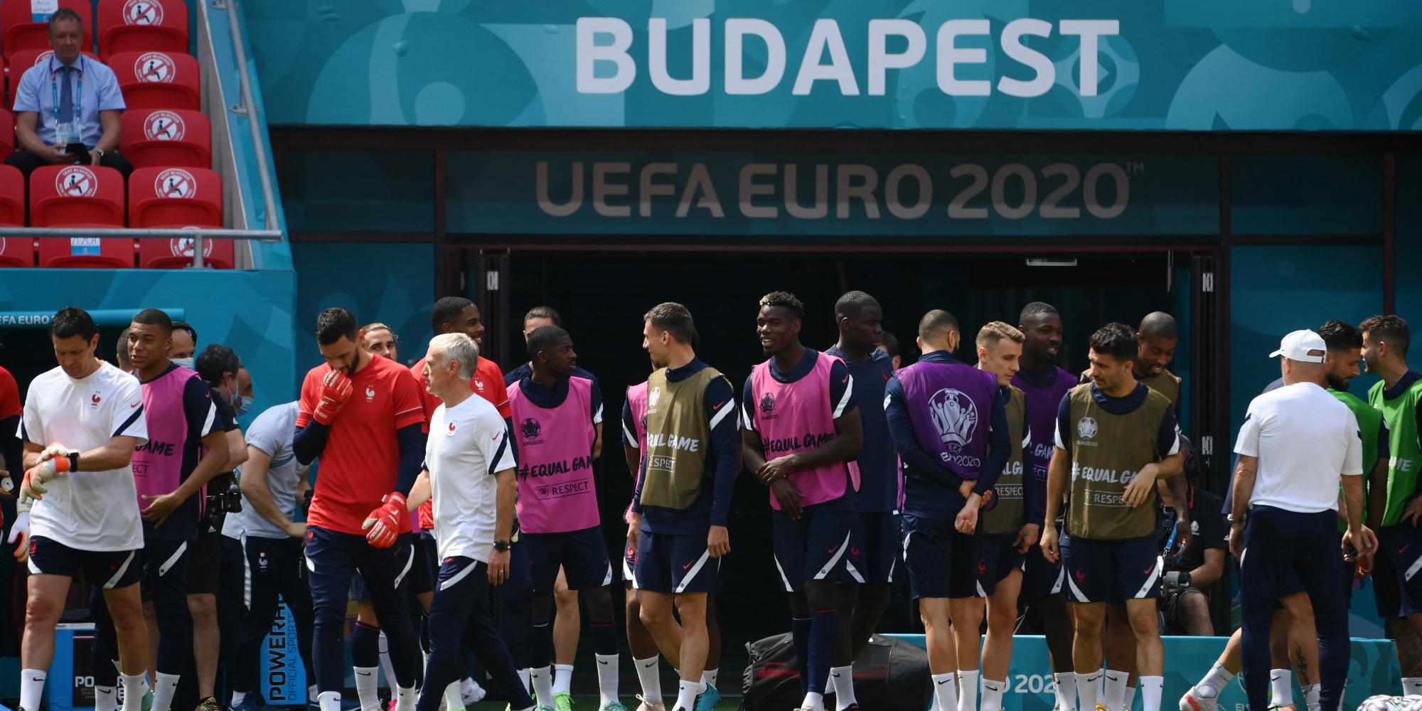 Euro : face à la Hongrie, les Bleus retrouvent un stade plein après un an et demi