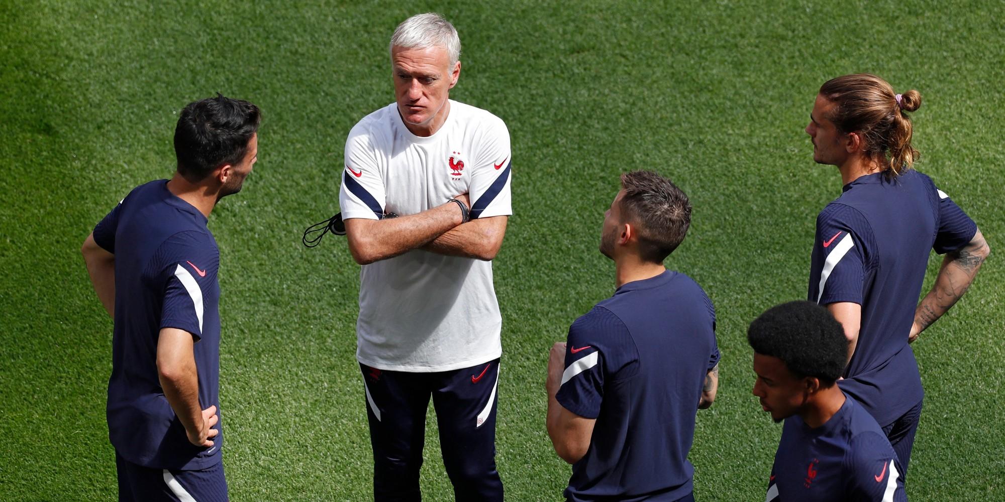 Euro : les Bleus aux portes de la qualification, un Français parmi les Hongrois et l'Angleterre tenue en échec