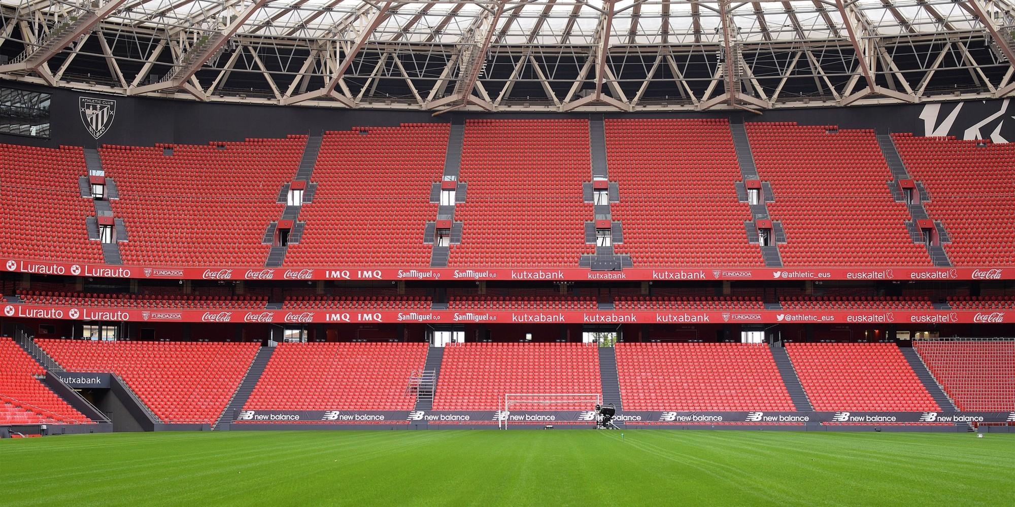 Football : Bilbao n'accueillera pas de matches de l'Euro-2020