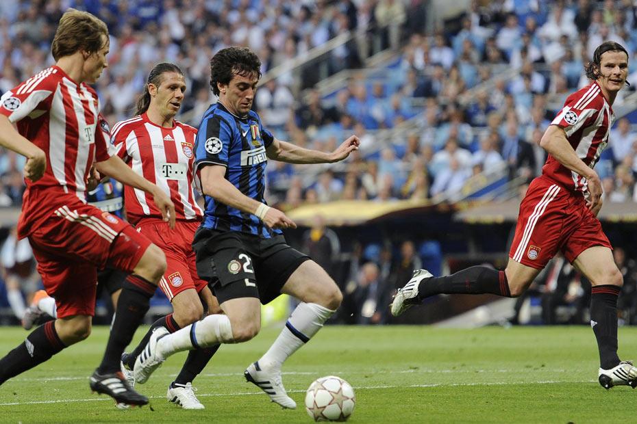 Inter Mailand Bayern München