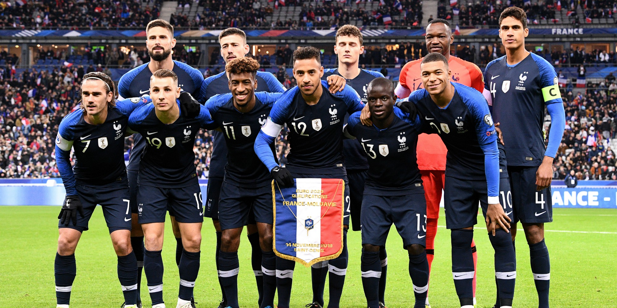 Euro 2020: the French team in hat 2, what consequences? - Teller Report