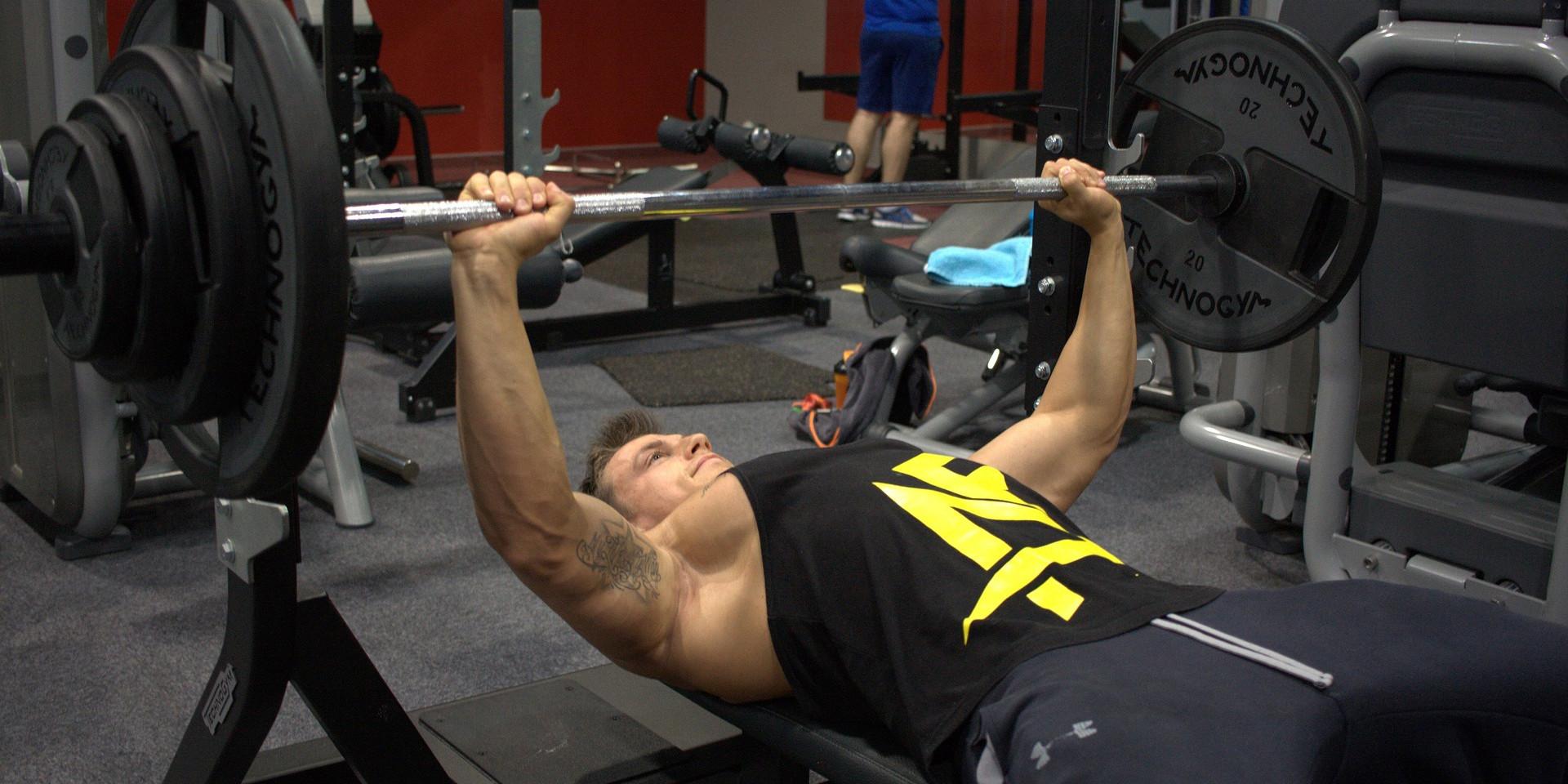 Sexy apprendre la musculation