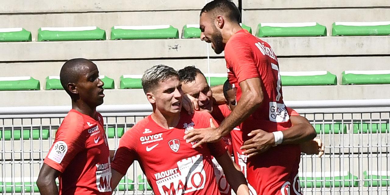 Ligue Promoted Brest Resists Saint Etienne Teller Report