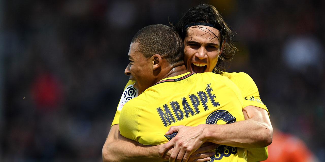 Ligue 1 : le PSG écrase Angers et s'envole au classement