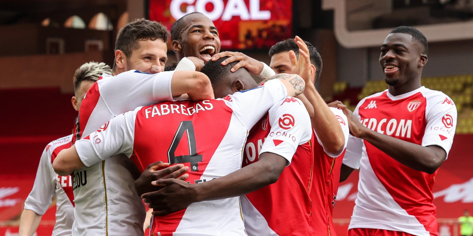 Ligue 1 : Monaco bat Metz (4-0) et monte provisoirement sur le podium