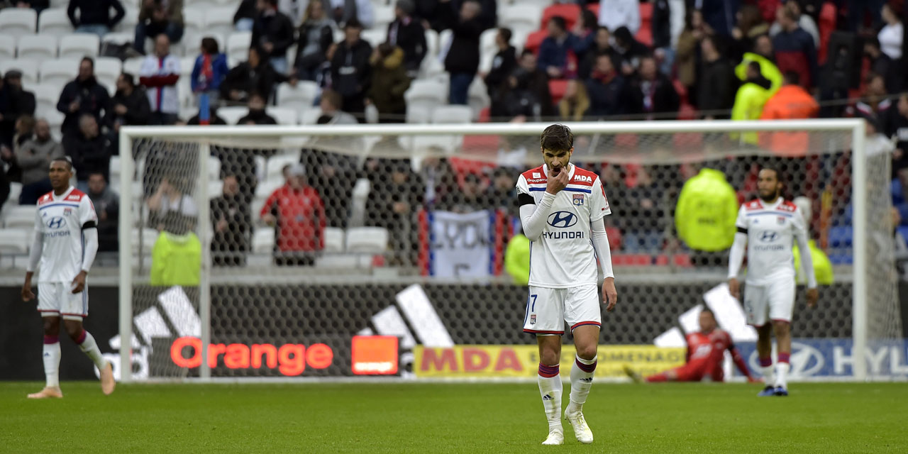 Ligue 1 Dirty Week For Lyon Humiliated By Dijon 3 1 Teller