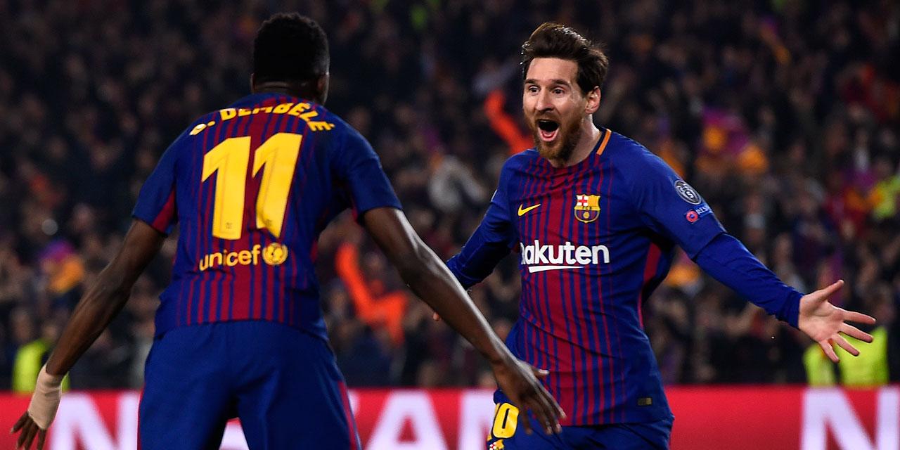 Messi intègre la convocation du Barça pour le Clasico, Dembélé out !