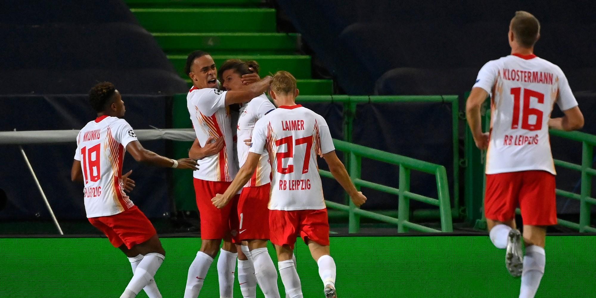 Ligue des champions : Leipzig vient à bout de l'Atlético de Madrid, et affrontera le PSG en demi-finale