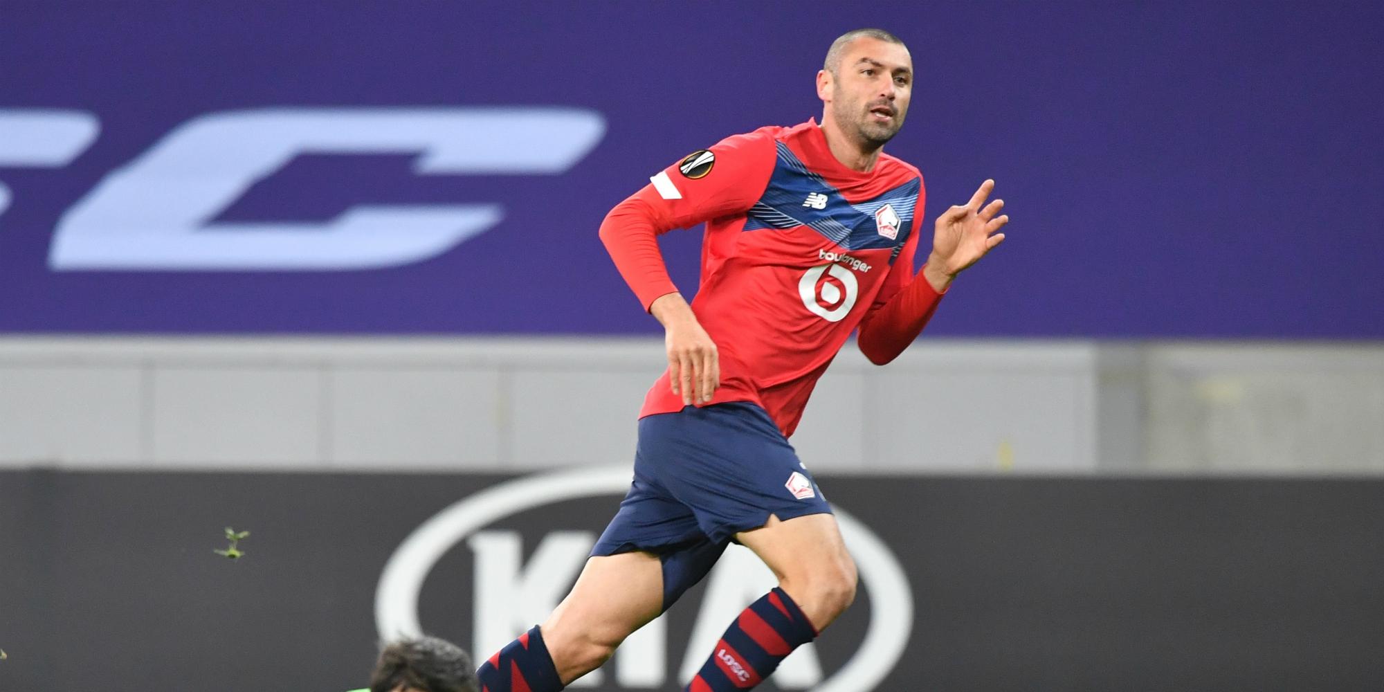 Ligue Europa : Lille bat le Sparta Prague et se qualifie pour les 16es de finale