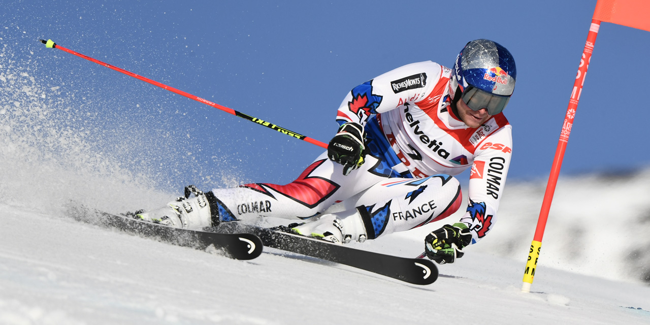 Alpine Skiing World Alexis Pinturault In Bronze On The Giant Teller Report
