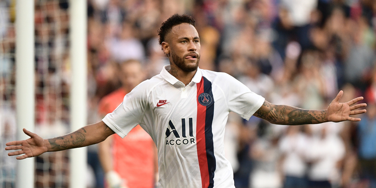 Neymar After His Big Comeback With Psg Today I Am A Player Of Paris Saint Germain I Will Give Everything On The Ground Teller Report
