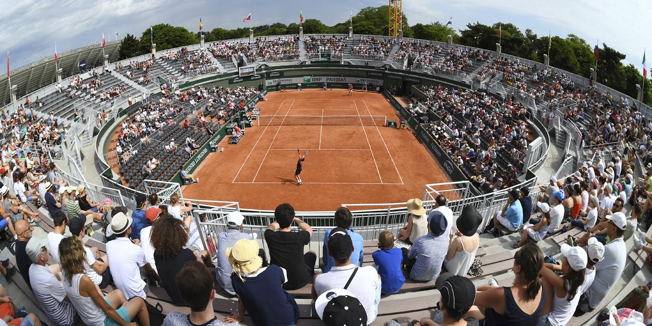 Roland Garros Le Court N U00b01 Une L U00e9gende Vou U00e9e U00e0 Dispara U00eetre