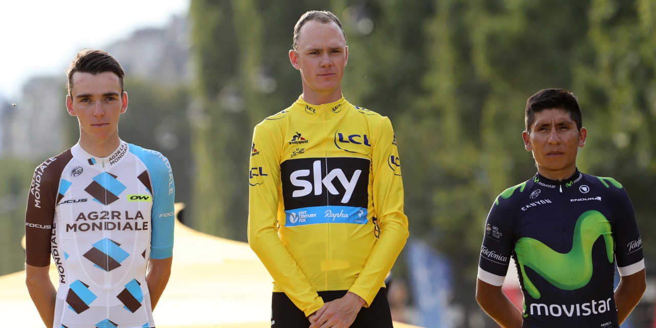 Tour de France 2016 : le classement général final