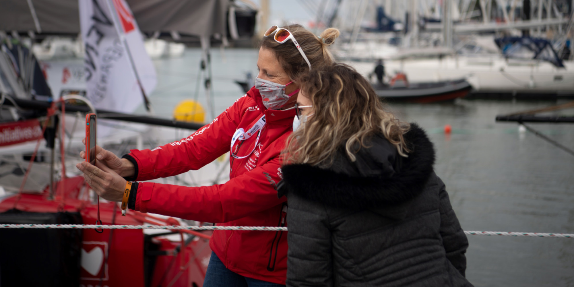 Vendee Globe Women Are In The Race And Can Also Win Teller Report