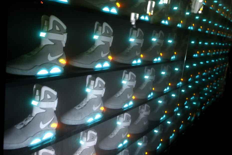 Les Un Chaussures Laçage Automatique Bientôt Pour qSzUpLVMG