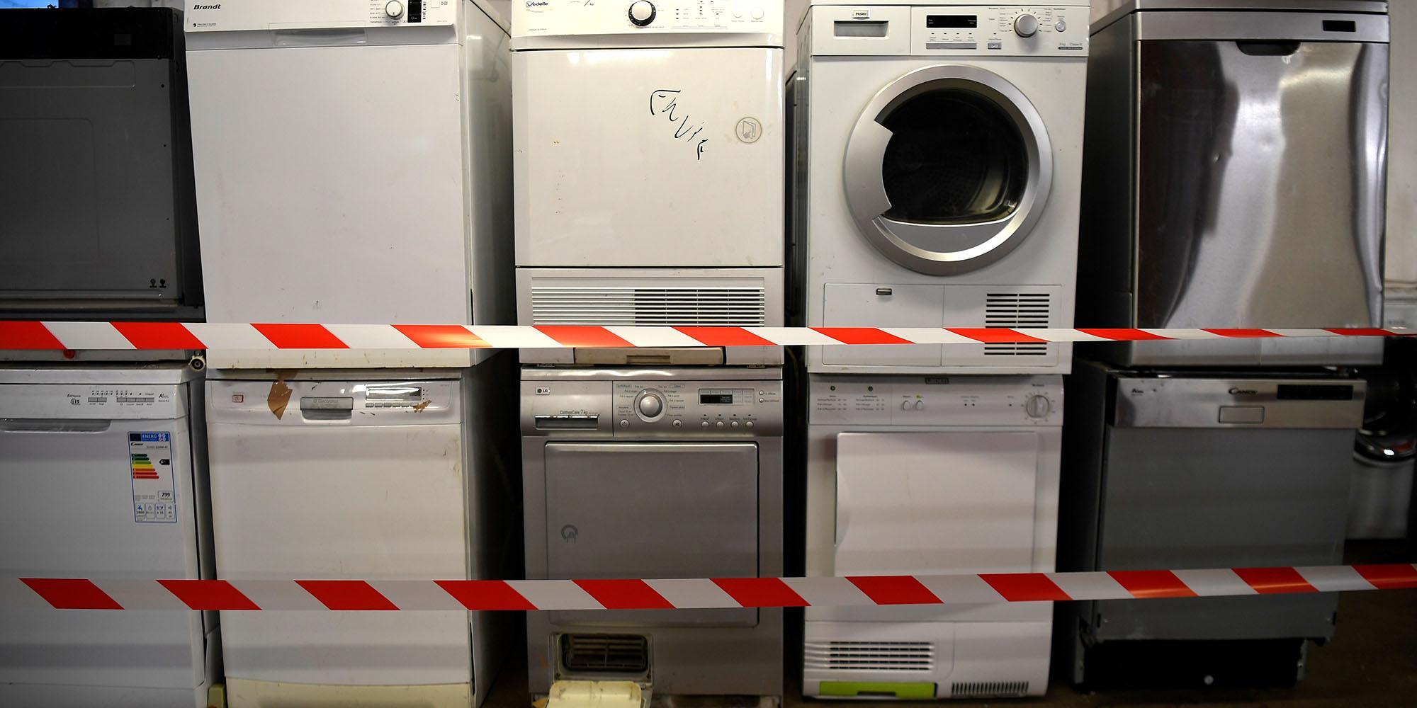 En 2025, tous les lave-linge devront avoir un filtre anti-plastiques