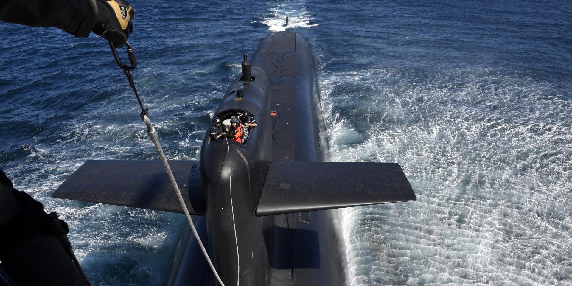 Guerre sous-marine : la France va produire ses propres bouées acoustiques de détection