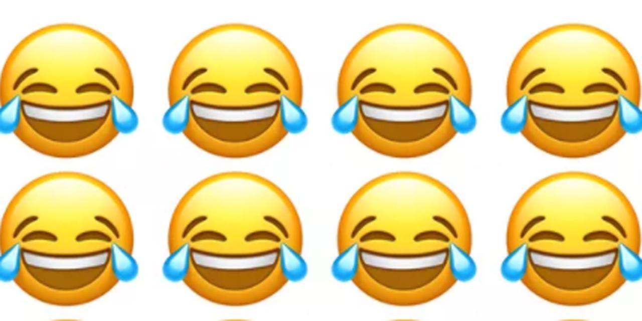 L Emoji Qui Pleure De Rire Est Celui Que L On Utilise Le Plus