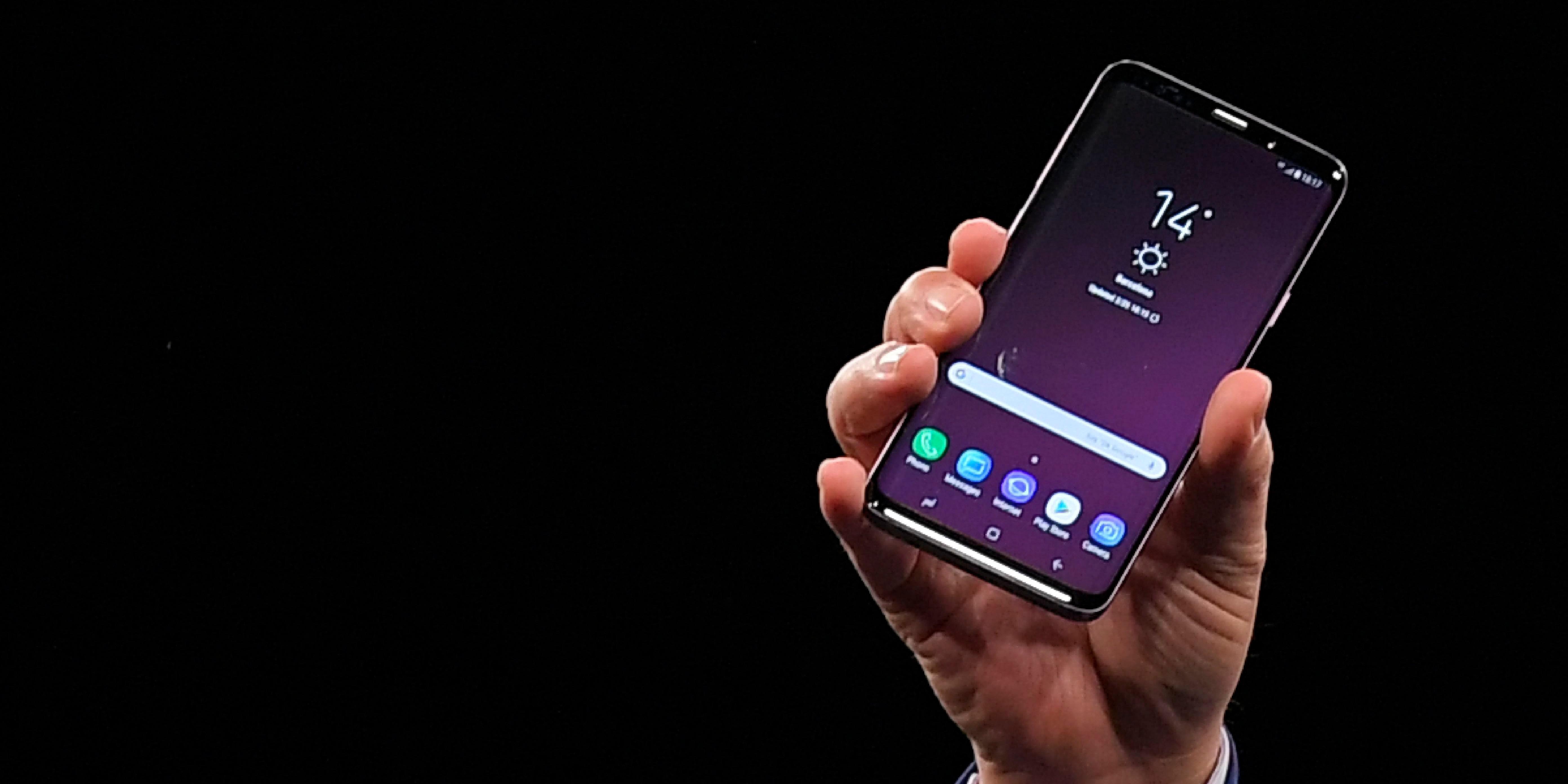 Résolu : problème appels S8 - Samsung Community