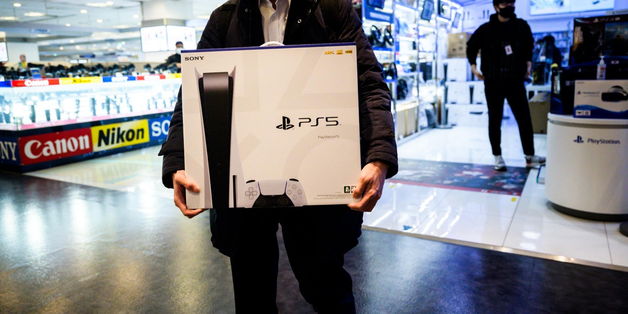 PS5 : pourquoi Sony envoie des mails d'invitation pour commander la (précieuse) console