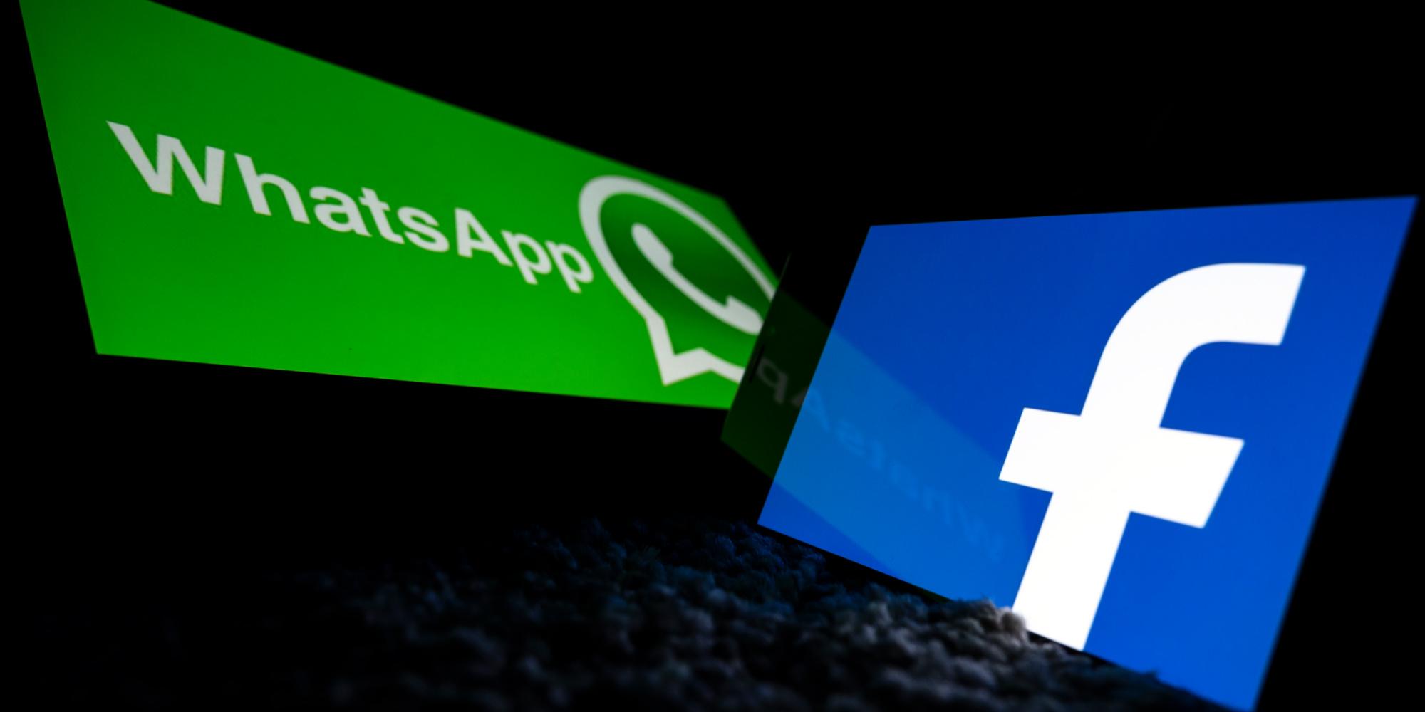 WhatsApp veut partager plus de données avec Facebook, inquiétude des  utilisateurs
