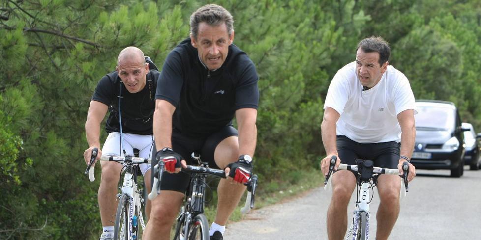 Pour Ses Vacances Au Cap Negre Nicolas Sarkozy Est Sous Haute Protection Policiere