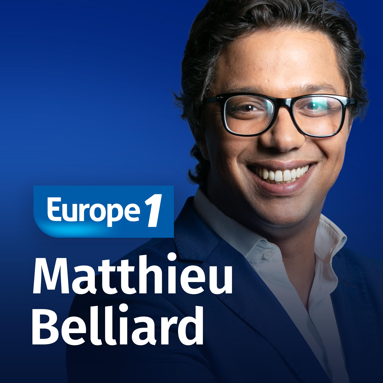 Image 1: Podcast Le debat Matthieu Belliard sur Europe 1