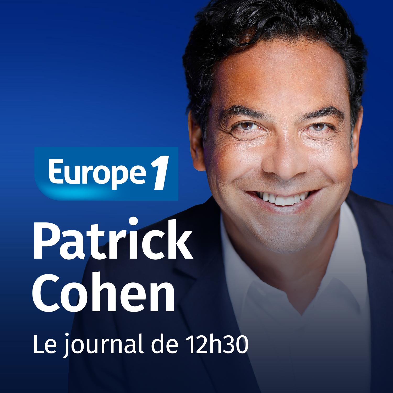 Image 1: Le journal de 12h30 Patrick Cohen