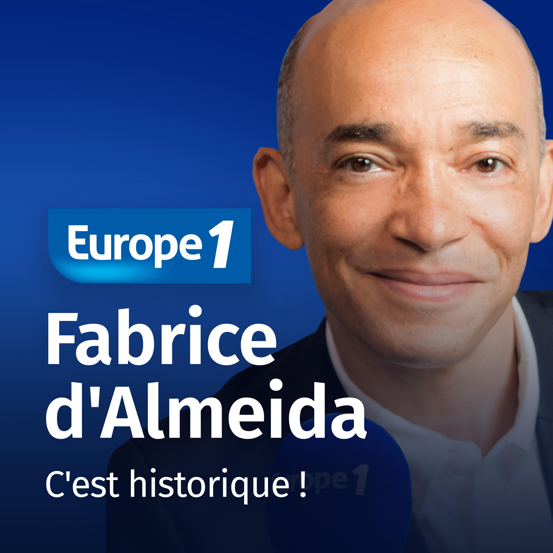 Image 1: C est historique Fabrice d Almeida