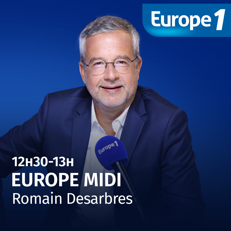 Image 1: Podcast Le journal de la mi journee Fabienne Le Moal sur Europe 1