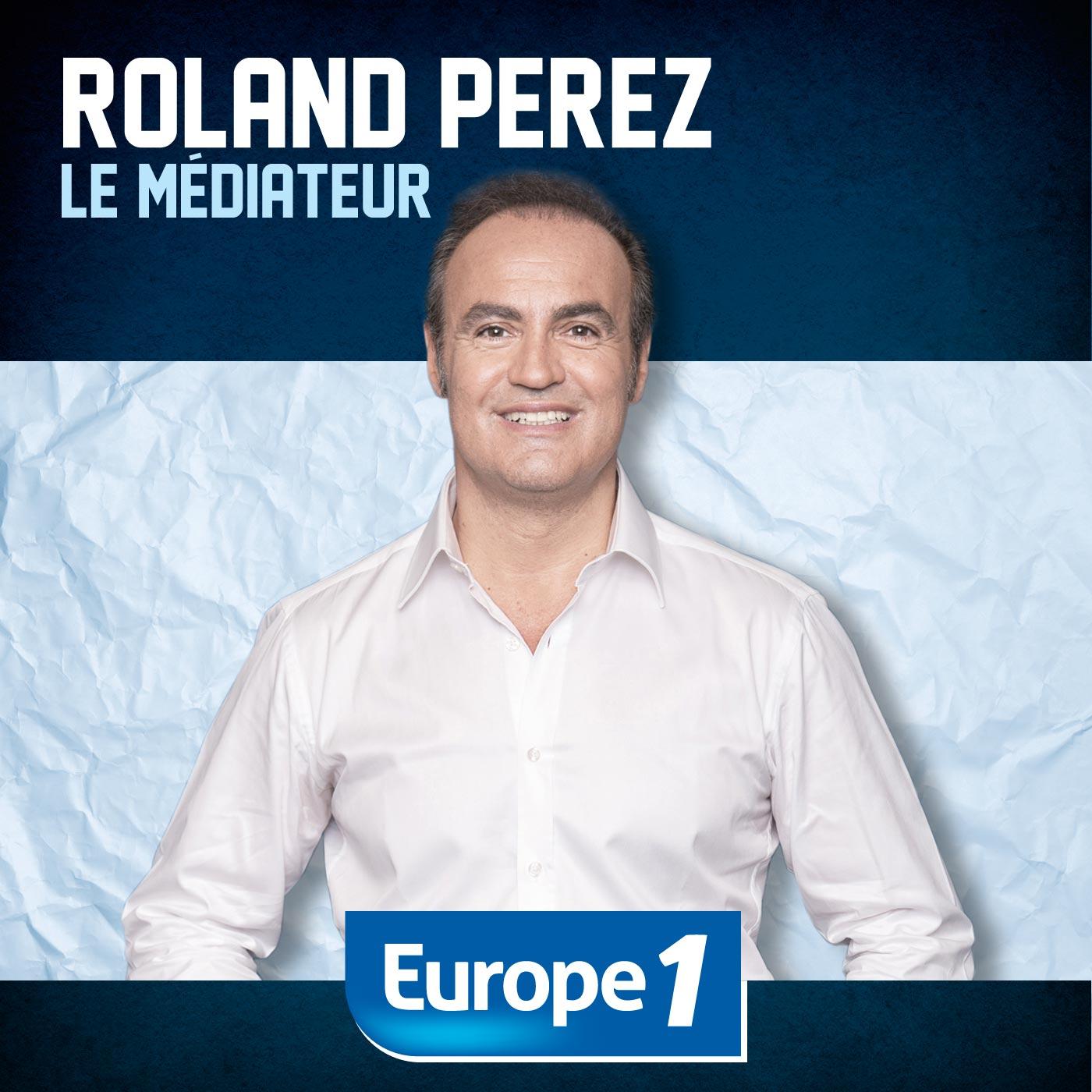 Image 1: Europe 1 Roland Perez