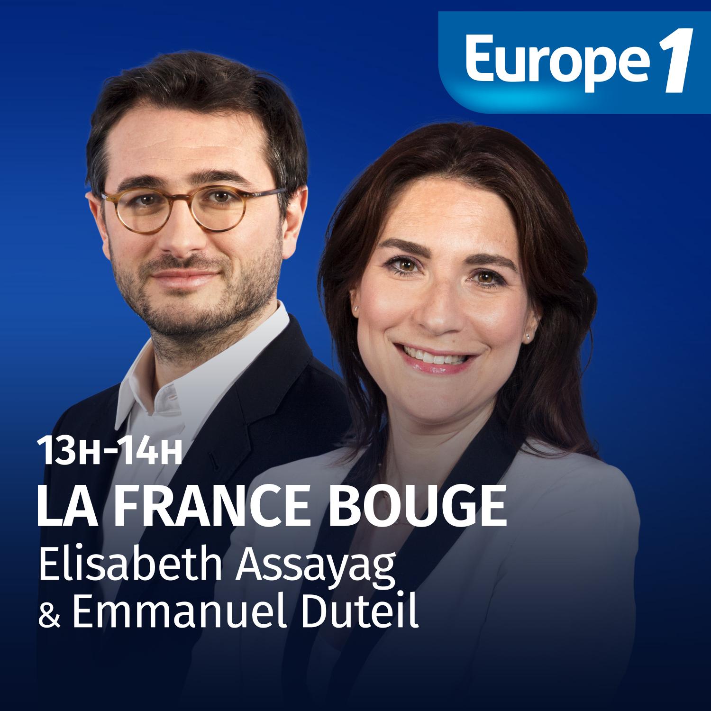 Image 1: La France bouge Raphaelle Duchemin