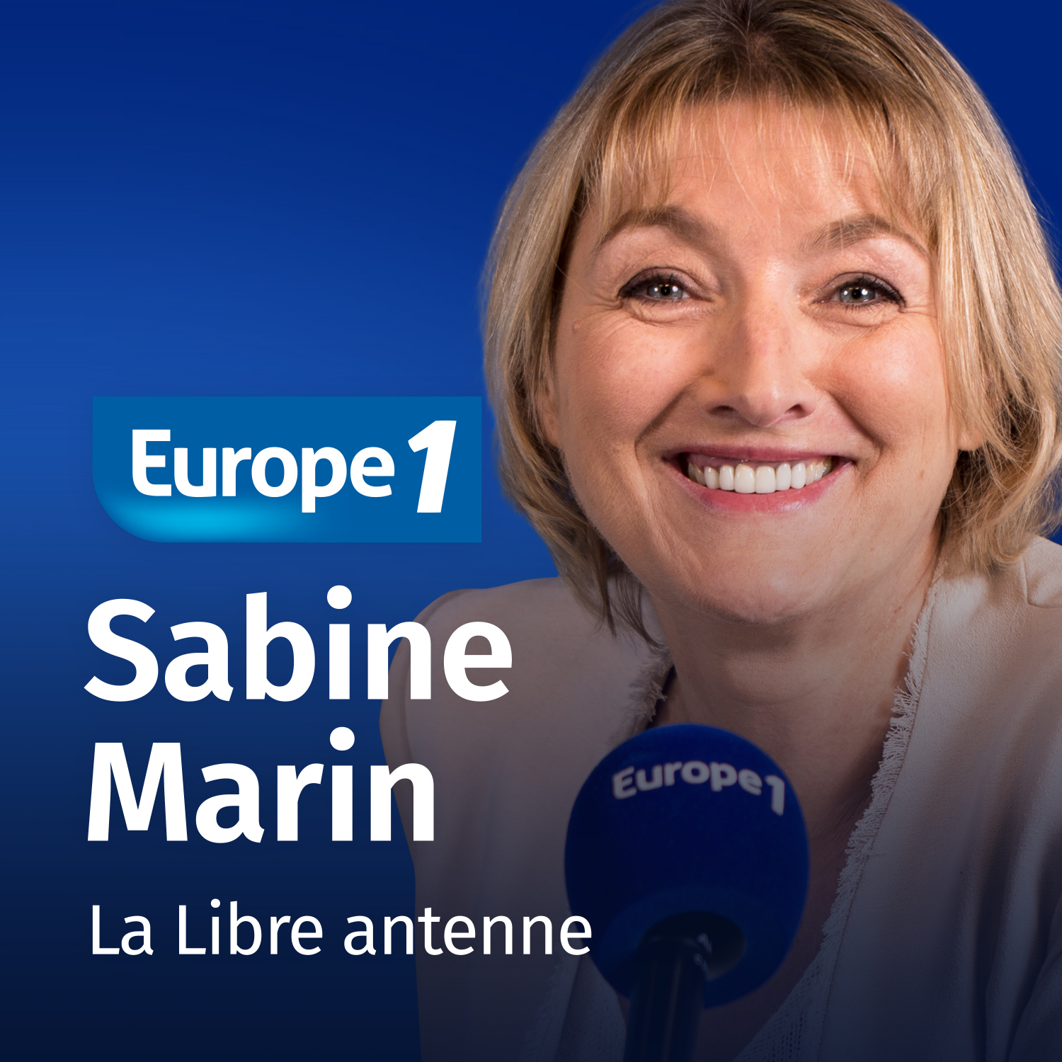 Image 1: Podcast Libre antenne week end Sabine Marin sur Europe 1
