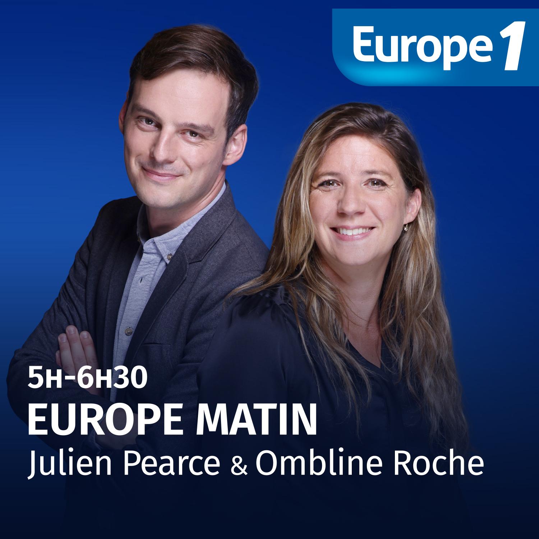 Image 1: Podcast La matinale le 5h 6h Julien Pearce sur Europe 1